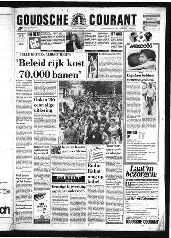 Goudsche Courant 1986-06-11