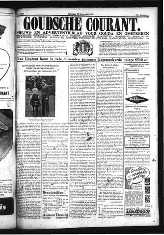Goudsche Courant 1938-11-19
