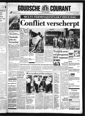 Goudsche Courant 1984-08-28