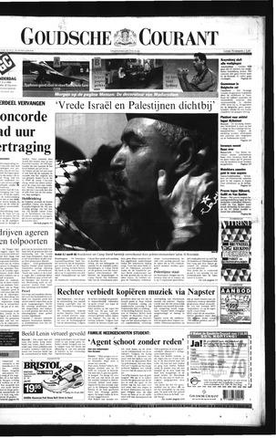 Goudsche Courant 2000-07-27