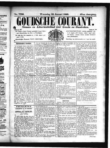 Goudsche Courant 1899-01-25