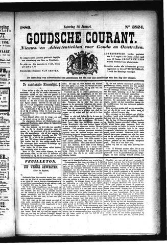 Goudsche Courant 1889-01-26