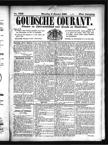 Goudsche Courant 1899-01-09