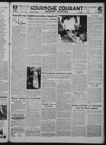 Goudsche Courant 1948-07-27