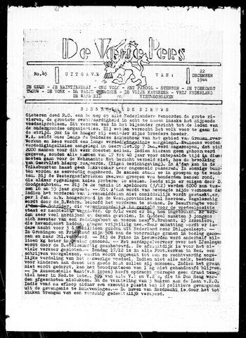 De Vrije Pers 1944-12-22