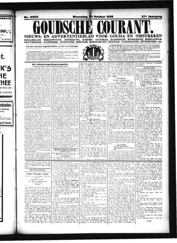 Goudsche Courant 1928-10-24