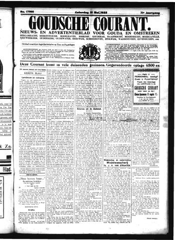 Goudsche Courant 1932-05-21