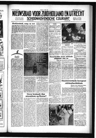 Schoonhovensche Courant 1953-04-03
