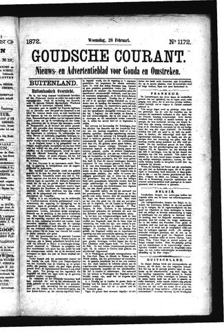 Goudsche Courant 1872-02-28