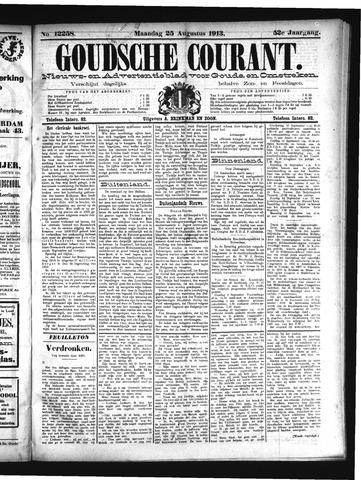 Goudsche Courant 1913-08-25