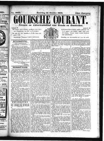 Goudsche Courant 1905-10-21