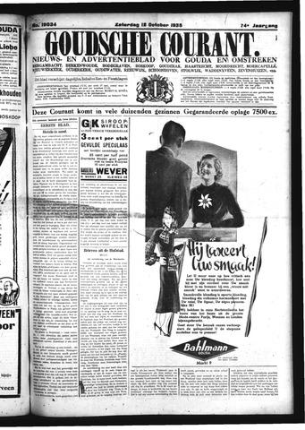 Goudsche Courant 1935-10-12