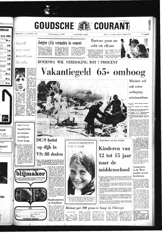 Goudsche Courant 1973-08-01