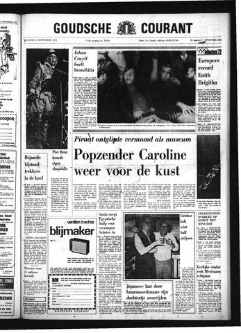 Goudsche Courant 1972-09-04