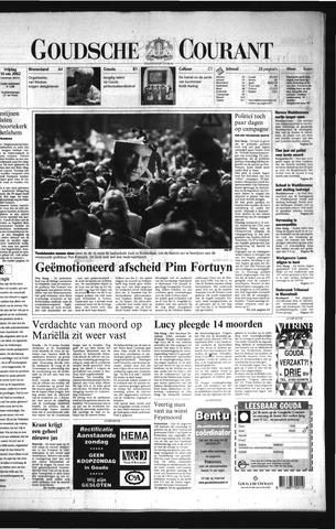 Goudsche Courant 2002-05-10
