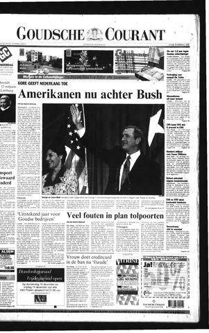 Goudsche Courant 2000-12-14