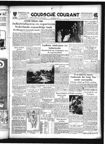 Goudsche Courant 1953-11-28