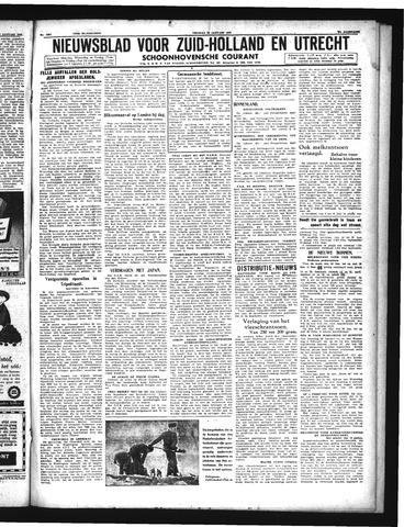 Schoonhovensche Courant 1943-01-22