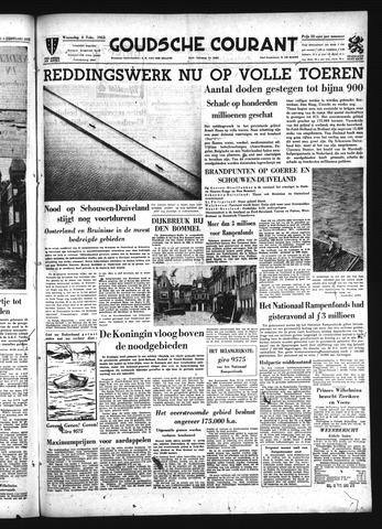 Goudsche Courant 1953-02-04