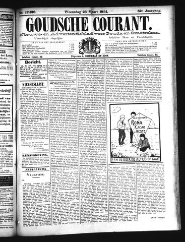 Goudsche Courant 1914-03-25