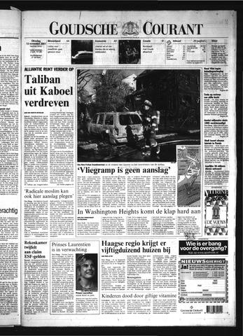 Goudsche Courant 2001-11-13