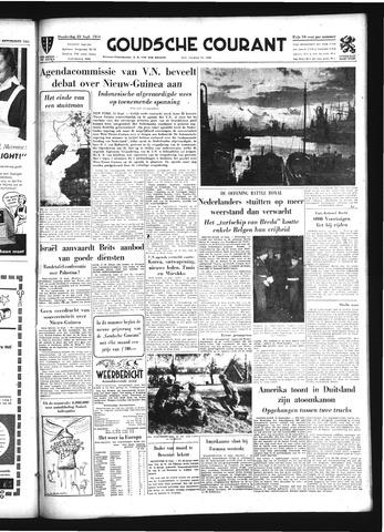 Goudsche Courant 1954-09-23