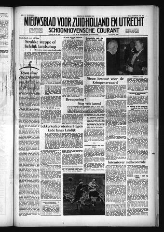 Schoonhovensche Courant 1953-12-18