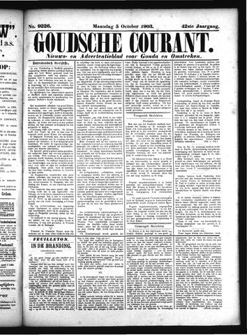 Goudsche Courant 1903-10-05