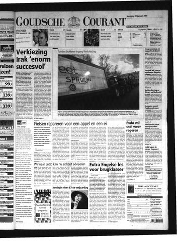 Goudsche Courant 2005-01-31