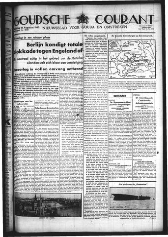 Goudsche Courant 1940-08-19