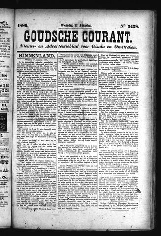 Goudsche Courant 1886-08-11