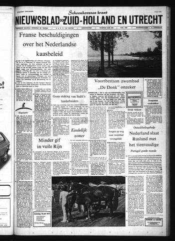 Schoonhovensche Courant 1972-07-14
