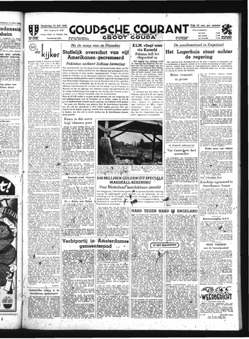 Goudsche Courant 1949-07-14