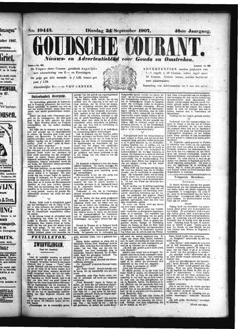 Goudsche Courant 1907-09-24