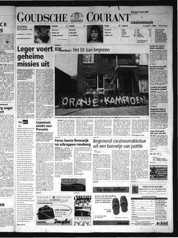 Goudsche Courant 2004-06-15