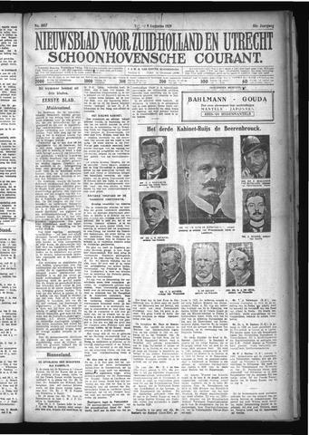 Schoonhovensche Courant 1929-08-09