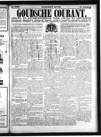 Goudsche Courant 1934-07-19