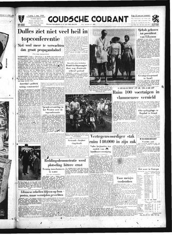 Goudsche Courant 1958-08-01