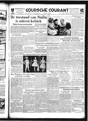 Goudsche Courant 1953-03-05