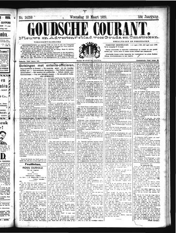 Goudsche Courant 1920-03-10