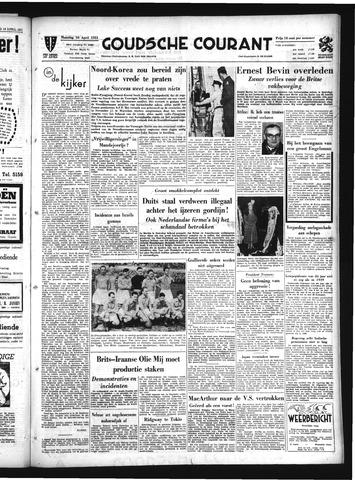 Goudsche Courant 1951-04-16