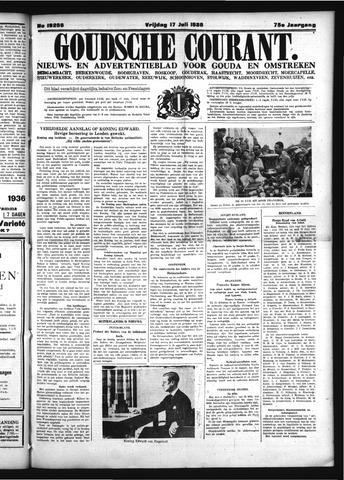 Goudsche Courant 1936-07-17