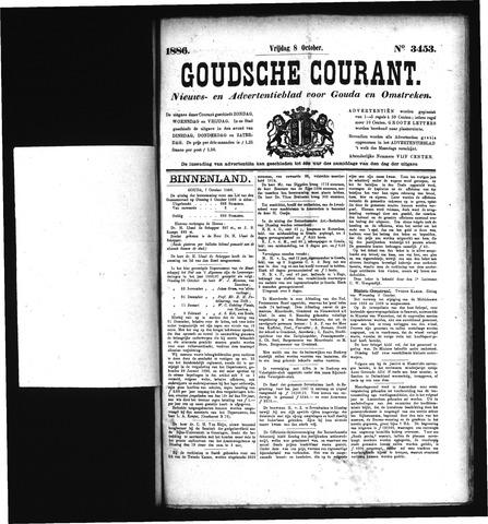 Goudsche Courant 1886-10-08
