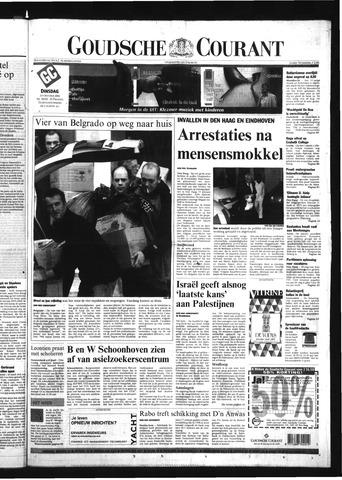 Goudsche Courant 2000-10-10