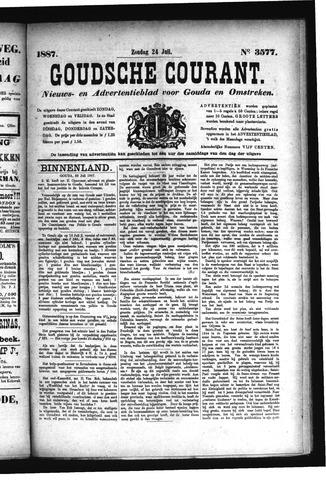 Goudsche Courant 1887-07-24
