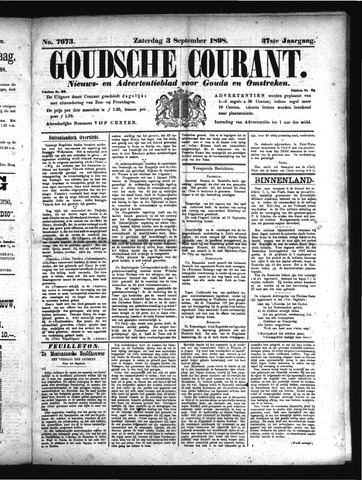 Goudsche Courant 1898-09-03