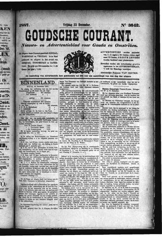 Goudsche Courant 1887-12-23