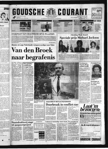 Goudsche Courant 1989-01-31