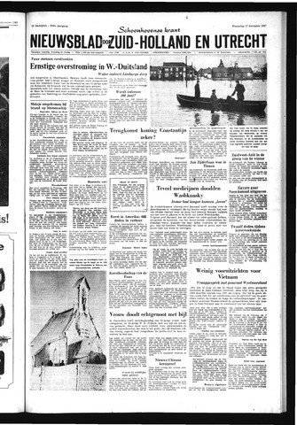 Schoonhovensche Courant 1967-12-27
