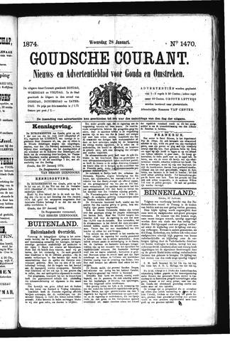 Goudsche Courant 1874-01-28